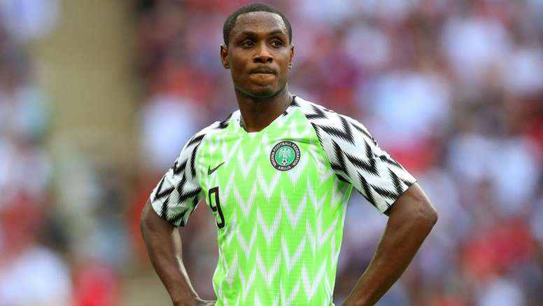 """#AFCON2019: """"Nigerians We Are Sorry, Our Best Was Not Enough"""" - Odion Ighalo (Video"""