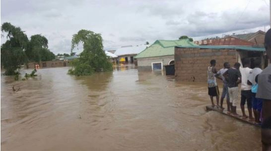 Zamfara-Army, Police Officers, Two Others Killed As Flood  3,201 People Homeless
