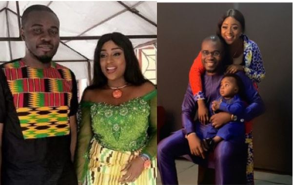 Actress Queen Wokoma's Husband Drops Shocking Suicide Note Weeks  on social media