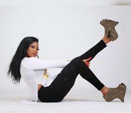 Jinad Adunni, Yoruba Actress attacked On Social Media After Flaunting Boobs
