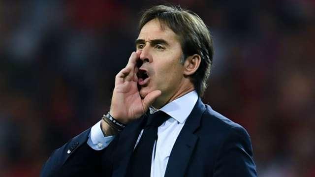 Former Real Madrid Coach Lopetegui, Lands New Job, Set To Manage Sevilla For Next 3 Seasons