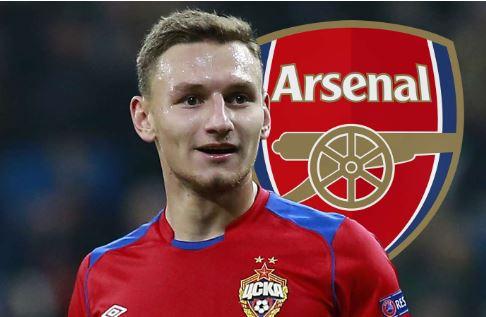 The Gunners Are Eyeing Russian Wonderkid Chalov