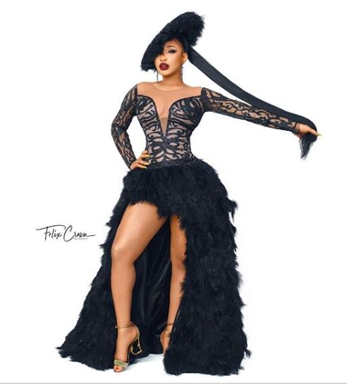 Nigeria Cardi B; Tonto Dikeh Clocks 33, Shares Stunning Photos To Celebrate