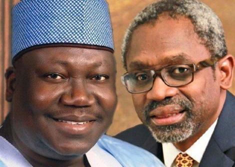 Buhari, Governors Join Forces For Lawan, Gbajabiamila