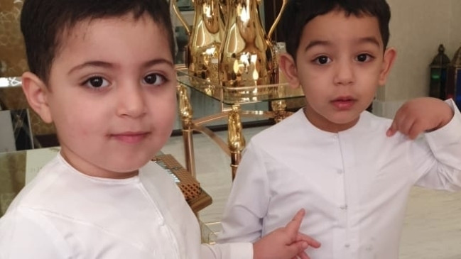 Heartbreaking Story Of 2-year-old Twins Who Drowned In Their Neighbour's Swimming Pool