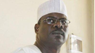 Ndume Arrives NASS For 9th Assembly Inauguration/Election