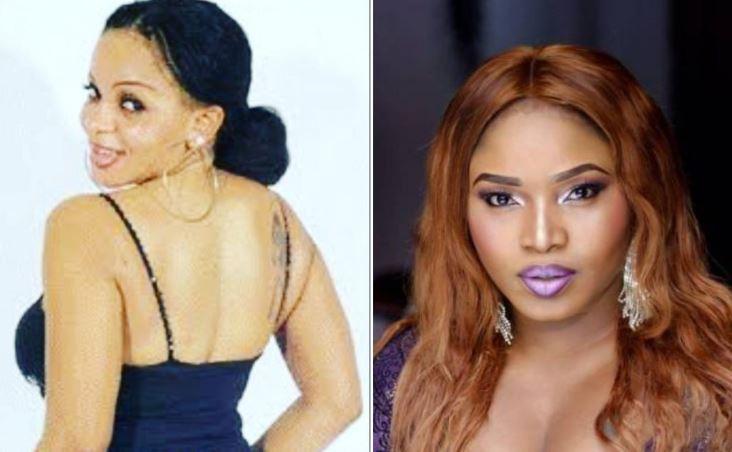 Cossy Ojiakor Accuses Halima Abubakar Of Sleeping With Her Friend's Husband
