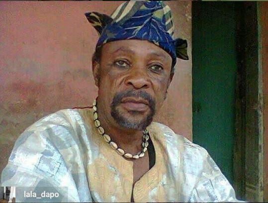 Veteran Nigerian Actor, Fasasi 'Dagunro' Olabanke Is Dead
