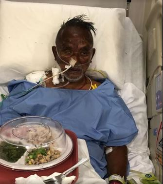 Story Of 60-year-old Man Who Survived 4 Days Stranded at Sea with No Food or Water