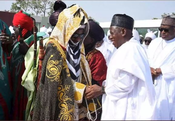 Reconciliation: Ganduje Demands Apology From Sanusi