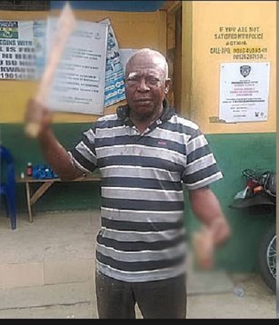 Why I Chopped Off 11-year-old Boy's Right Hand - 61-year-old Suspect Confesses