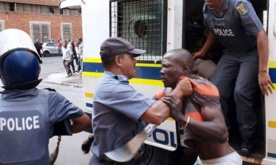 Another Nigerian Tortured To Death By South African Police