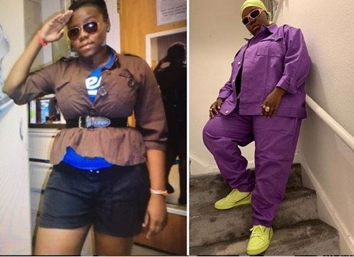 Fans Advice Singer, Teni To Lose Some Weight After She Shared Slim Throwback Photo