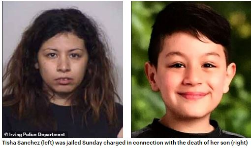 Mother Kills Her 8 Year-Old Son After 'Demon' Instructed Her To Sacrifice Him 2