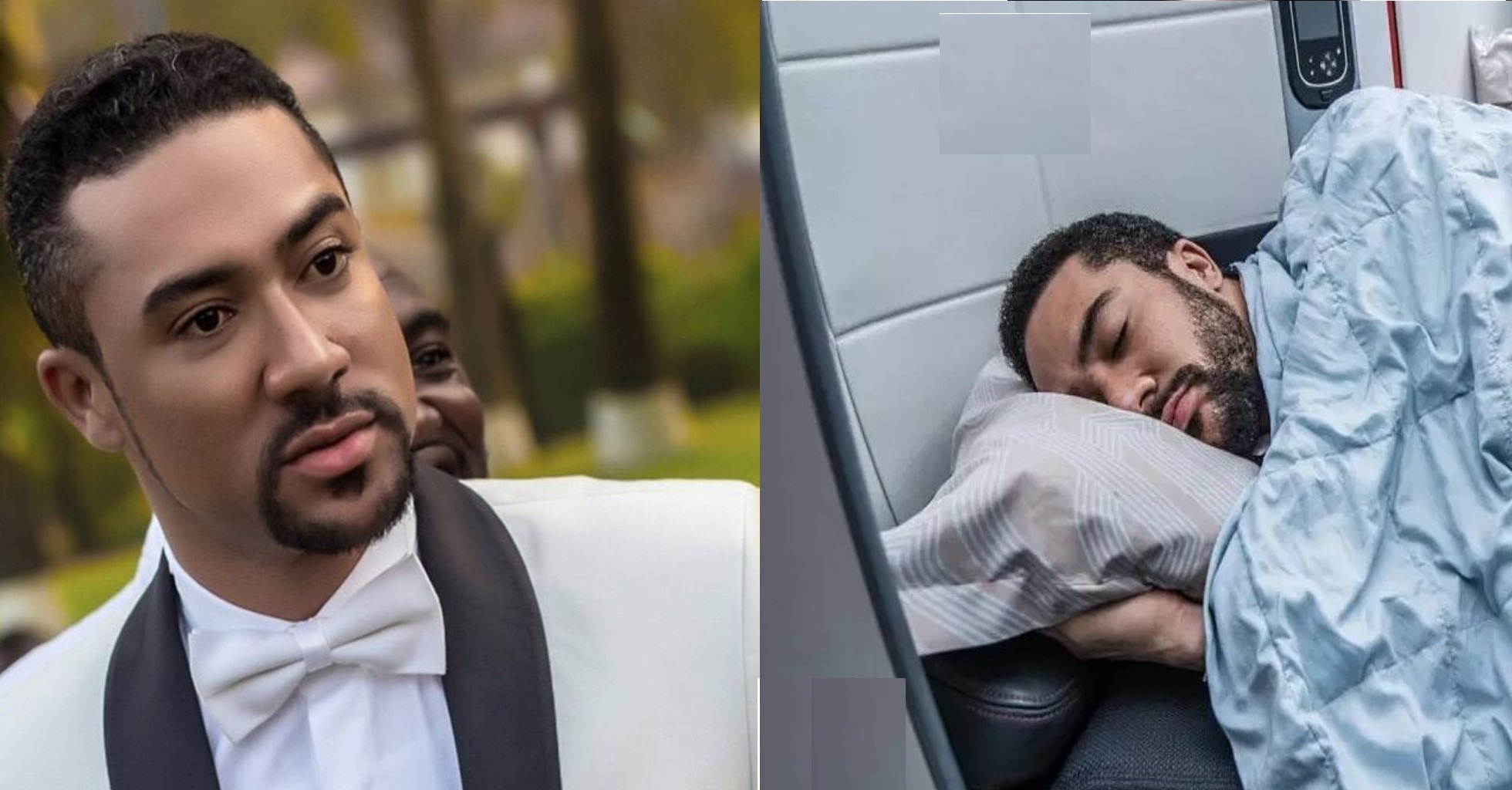 Majid Michel Flown Abroad For Throat Surgery