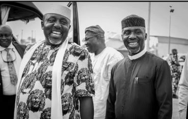 Rochas Okorocha's In-law, Uche Nwosu Blows Hot After Losing Imo Governorship Election