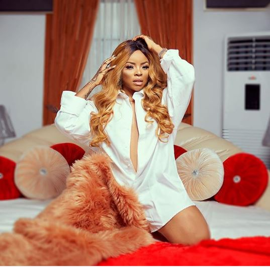 Laura Ikeji Celebrates Her 31st Birthday With Beautiful Bedroom Photos
