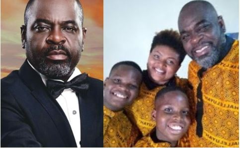 I'm Only For My Wife And Kids, Not A Sex Symbol - Actor Funsho Adeolu
