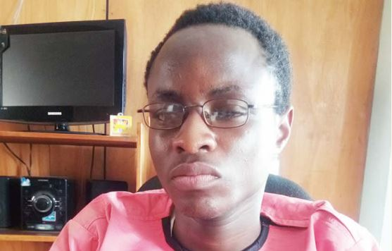 Man Becomes Blind After Being Tortured By SARS (Photo)