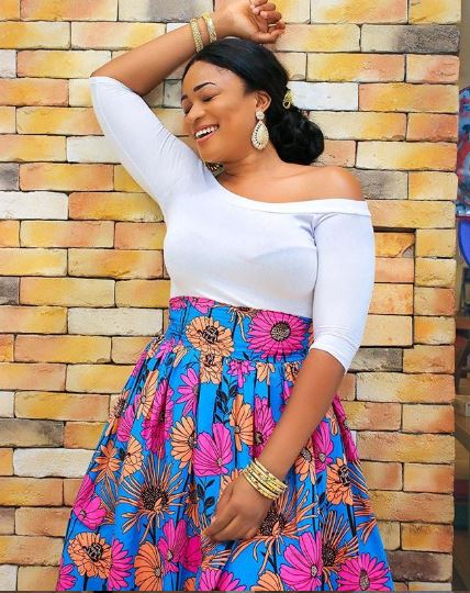 Conroversial Actress Christabel Ekeh Unveils New House