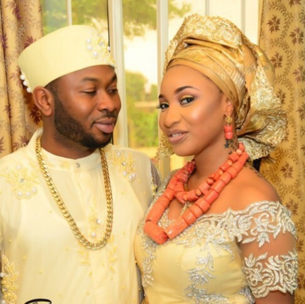 Tonto Dikeh Reacts After Her Ex-husband Olakunle Churchill Said He Met Her At A Night Club
