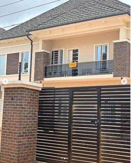 Actress Regina Daniels Buys Mother A Mansion