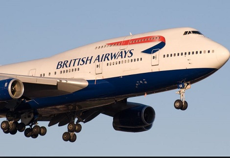 British Airways Pilot Who Was Suppose to Fly Passengers To Germany, Mistakenly Lands In Wrong Country
