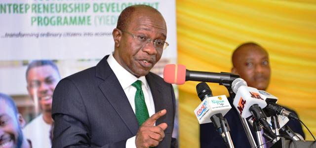 Senate Confirms Emefiele For A Second Term As CBN Governor