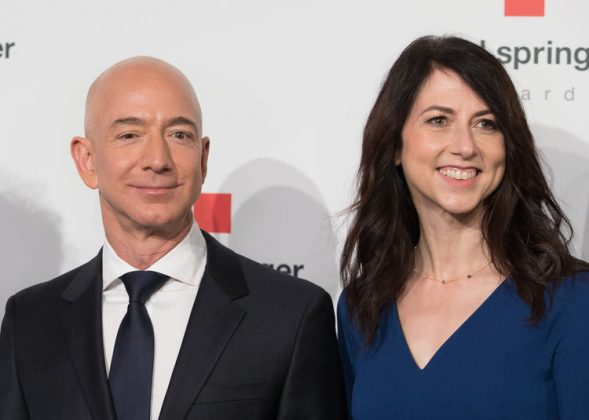 20 Things You Don't Know About World's Richest Man, Jeff Bezos