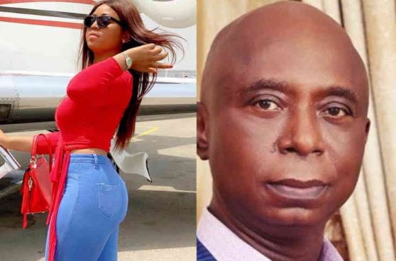 Regina Daniels Accused Of Using Voodoo On Billionaire Husband, Senior Wife Kicks