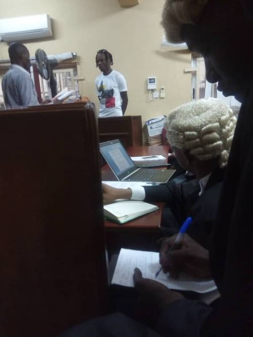 Just In: Naira Marley Remanded In Prison Custody Over Alleged Credit Card Fraud