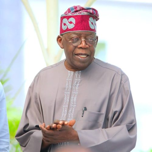 EFCC Quiet After Bullion Vans Alleged To Have Money Used To Bribe Voters Were Spotted Entering Tinubu's House