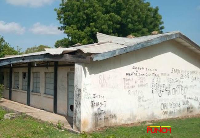 Gombe school
