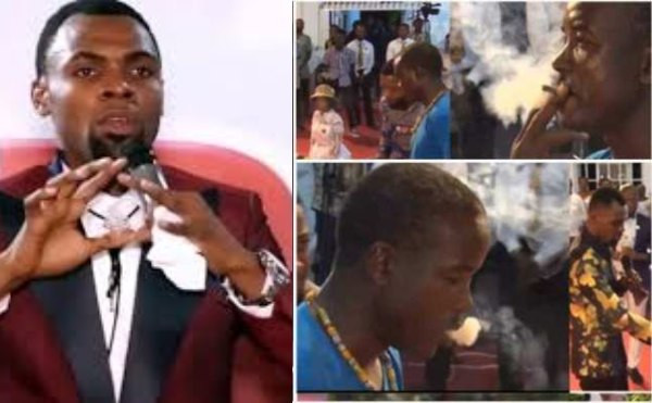 Rev Obofour exposed for performing fake miracle