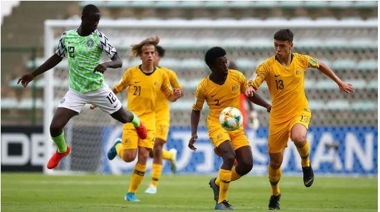 Nigeria vs Australia