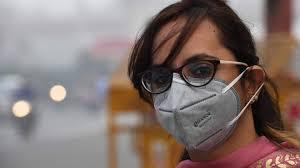 Severe pollution in Delhi