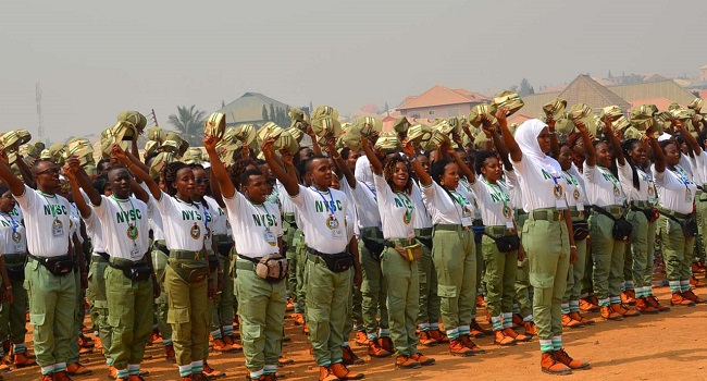 National Youth Service Corps members