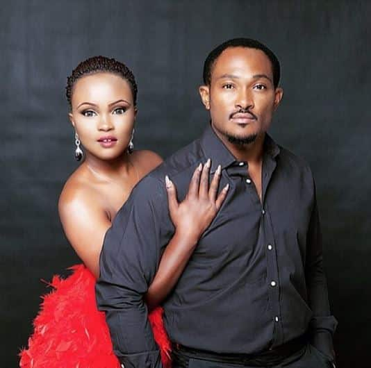 Blossom Chukwujekwu and wife, Maureen