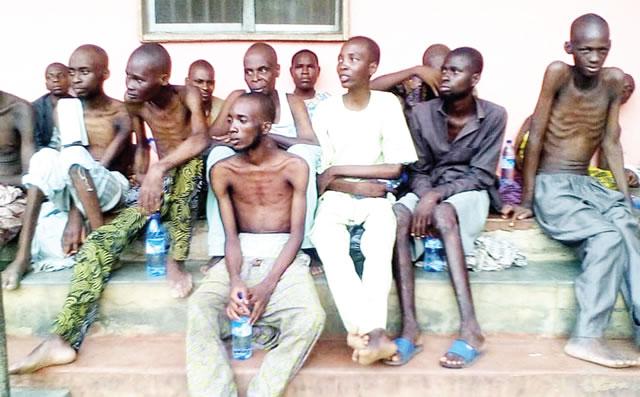 Ibadan torture chamber