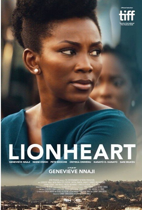 LionHeart Oscar disqualfiication