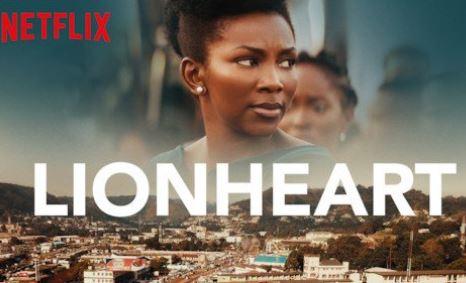 Genevieve Nnaji's 'Lionheart' Movie