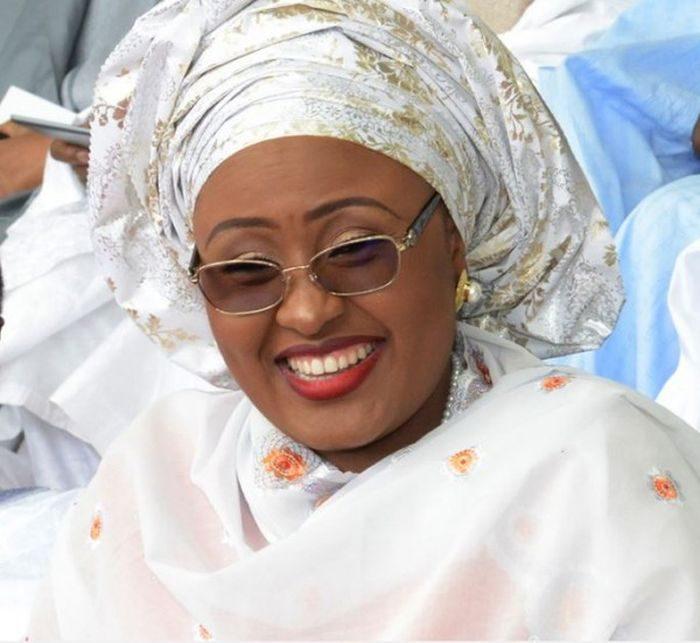 First Lady of Nigeria, Mrs Aisha Muhammadu Buhari
