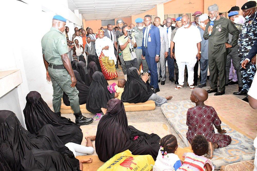 Ibadan torture camp
