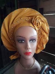 Nigerian gele