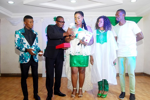 Queen Elizabeth Adejoh emerges Winner of Miss Green and White Nigeria 2019
