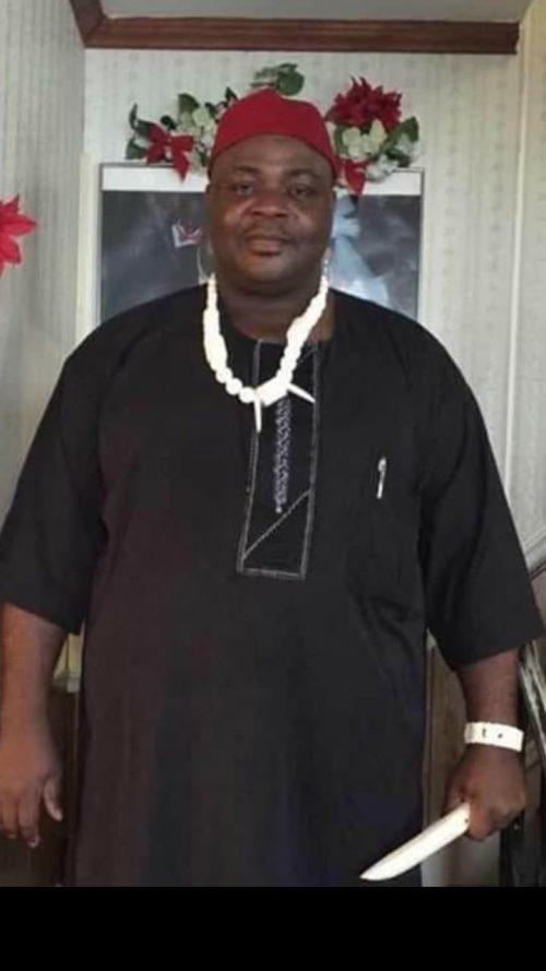 Joseph Chukwueke
