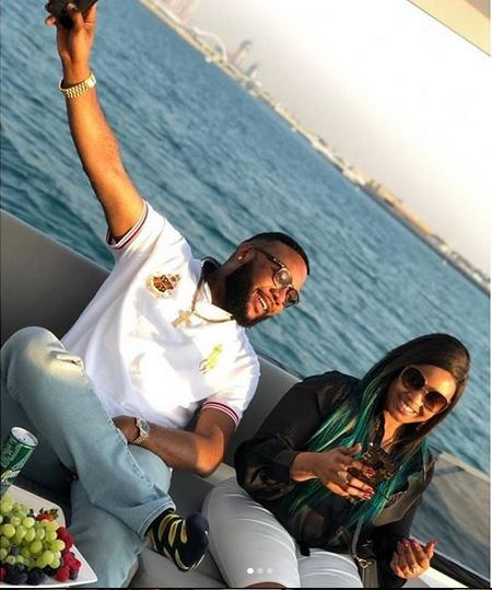 E-money and wife