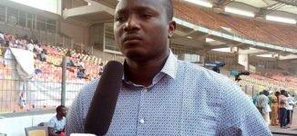 Sunday Adeleye sacked