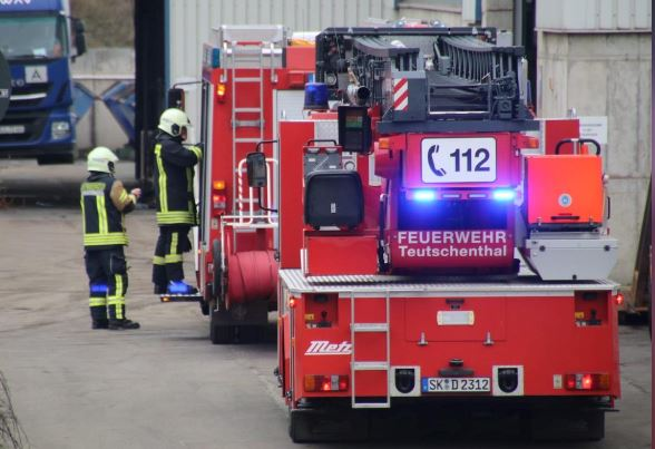 30 trapped in German mining site