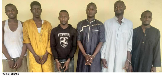 kidnappers of Sokoto bilionaire